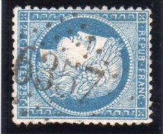"""FRANCE : N° 60  . GC 6357 . """" LION SUR MER """" . (13) . 1 DENT COURTE . - Marcophilie (Timbres Détachés)"""