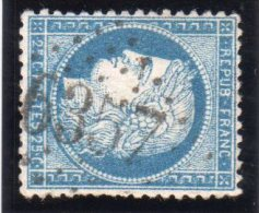 "FRANCE : N° 60  . GC 6357 . "" LION SUR MER "" . (13) . 1 DENT COURTE . - Marcophily (detached Stamps)"