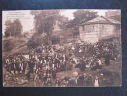 Old Postcard - Serbia - Die Erste Hochzeit In Dem Befreiten Serbien (WWI) - Serbia