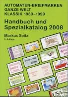AUTOMATEN-BRIEFMARKEN GANZE WELT KLASSIK 1969-1999 - Specialized ATM Catalogue / Vignettes Affranchissement - Postzegelcatalogus