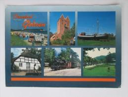 Ostseebad Gohren - Eisenbahnen