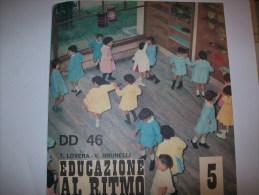 45 Giri EDUCAZIONE AL RITMO- Disco 5 - Anni ´70 - Bambini