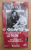 Alfred Hitchcock - Junon Et Le Paon - K7 Vidéo VHS Noir & Blanc - Version Française (Ed. Atlas) - Neuve - Action, Aventure