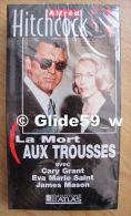 Alfred Hitchcock - La Mort Aux Trousses - K7 Vidéo VHS - Version Française (Ed. Atlas) - Neuve - Action, Aventure
