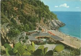 K2005 Sperlonga (Latina) - Spiaggia Delle Bambole - Sombrero / Viaggiata 1972 - Italia