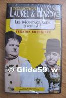Collection Laurel & Hardy - Les Montagnards Sont Là ! K7 Vidéo VHS - Version Française Colorisée - Neuve - Classiques