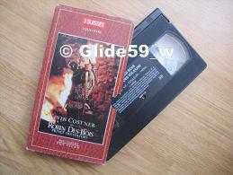 Robin Des Bois, Prince Des Voleurs (Kevin Costner) - K7 Vidéo VHS Couleur - Version Française Offerte Par Les 3 Suisses - Action, Aventure