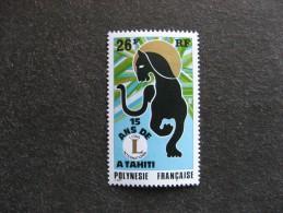 Polynésie:  TB N° 104 , Neuf X. Cote = 11.70 Euros. - Neufs