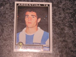 Argentine ALBERTO CESAR TARANTINI  World Cup Story Argentina 78 PANINI Original Sticker N° 95  Vignette Autocollante - Panini
