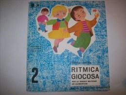 RITMICA GIOCOSA - Disco 2 - 1978 - Bambini