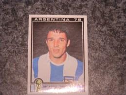 Argentine RICARDO DANIEL BERTONI  World Cup Story Argentina 78 PANINI Original Sticker N° 105  Vignette Autocollante - Edition Française
