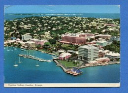 Bermudes - Hamilton Harbour - Timbre - Bermudes