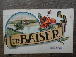 Un Baiser De Gand-Gent-1927 - Gent