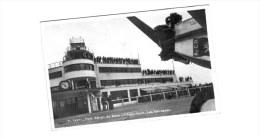 AVIATION ... LYON ... PORT AERIEN DE BRON ... AERO GARE ... TERRASSES - Aerodrome