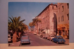 AJACCIO  ---Vers Le Port -  (automobiles  ) - Ajaccio