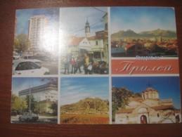 Montenegro. Prilep. Malti-view. Postally Used. - Montenegro