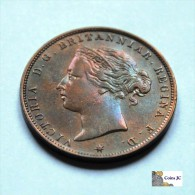 Jersey - 1/24 Shilling - 1894 - Jersey