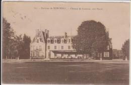 D18 - CHATEAU DE FONTENAY - COTE OUEST - ENVIRONS DE NERONDES - état Voir Descriptif - France