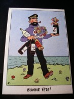 CP Capitaine Haddock - Comics