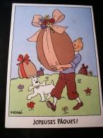 CP Tintin Et Milou - Comics