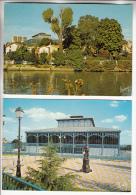 NOGENT SUR MARNE 94 - Le PAVILLON BALTARD : Petit Lot De 2 CPSM CPM PF - Val De Marne - Nogent Sur Marne