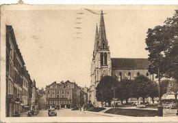 PAU - 64 - Place Du Palais De Justice - Eglise Saint Jacques - ENCH11 - - Pau