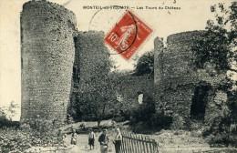 Monteil-au-Vicomte. Lot De 3 Cpa. - Sonstige Gemeinden