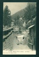 SWITZERLAND  -  Chateau D'Oex  Vintage Postcard  Unused As Scan - VD Vaud