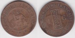 COCHINCHINE : 1 CENT 1879  (voir Scan) - Colonie