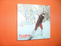 MARABOUT FLASH  N°   436   Le Ski De Fond - Bücher, Zeitschriften, Comics