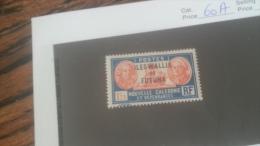 LOT 235790 TIMBRE DE COLONIE WALLIS NEUF* N�60A VALEUR 16 EUROS