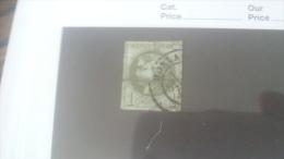 LOT 235810 TIMBRE DE FRANCE OBLITERE N�39B VALEUR 175 EUROS