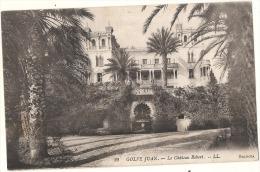 GOLF JUAN  Chateau Robert Voyagé  Excellent état - Antibes