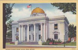 Nevada Reno Washoe County Court House Curteich