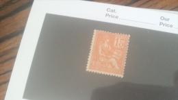 LOT 235841 TIMBRE DE FRANCE NEUF* N�117