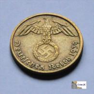 Alemania - 5 Reichspfennig - 1939 - 5 Reichspfennig
