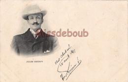 Jules Guérin- Journaliste Français, Directeur De L'hebdomadaire L'Antijuif. - Fort Chabrol - 2 Scan - Precurseur Vierge - Arrondissement: 10