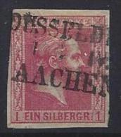 Germany (Preussen) 1858  1sgr  (o) Mi.10 - Preussen