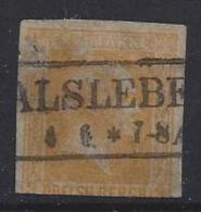 Germany (Preussen) 1858  3sgr  (o) Mi.12 - Preussen