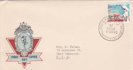 Australia 1962 Inland Mission Addressed Post Office FDC - FDC