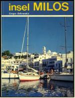 Reiseführer  Insel Milos  -  Mit Karte, Beschreibung Und Zahlreichen Farbfotos Illustriert - Greece
