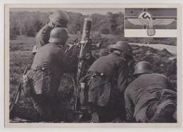 ALLEMAGNE  PROPAGANDE NAZIEFELDPOST   SOLDATS ALLEMANDS  1942 - Briefe U. Dokumente