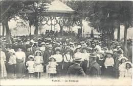 47 - FUMEL - Lot-et-Garonne - Le Kiosque - Fumel