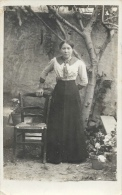 A Identifier: Probablement Félicie Turc - Drôme - Photo R. Guilleminot - Genealogy