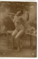 PHOTO FEMME NUE - Pin-up