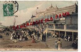 14 - TROUVILLE - LE CASINO ET LES PLANCHES - Trouville