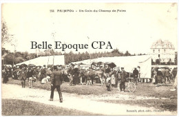 22 - PAIMPOL - Un Coin Du Champ De Foire / JOUR De MARCHÉ +++++ Renault, Phot.-édit., Paimpol, #244 +++ RARE - Paimpol