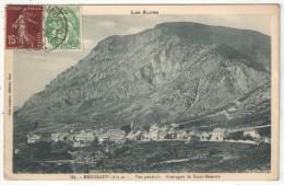 05 - REMOLLON - Vue Générale - Montagne De Saint-Maurice - Joubert 21 - 1932 - France