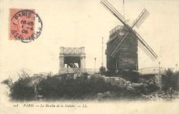 CPA Paris - Le Moulin De La Galette - Frankrijk