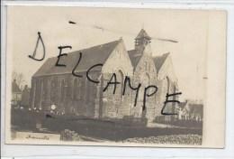 dranouter kerk heuvelland  matton proven fotokaart dranoutre